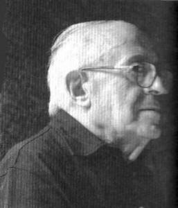 Lo scrittore Carmine Manzi