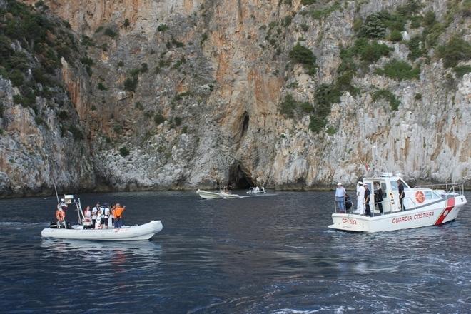 Palinuro, grotte micidiali per l'idrogeno zolforato