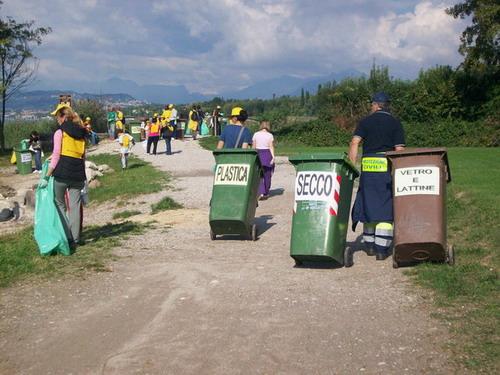 Comuni ricicloni: i più bravi del Sud sono in provincia di Salerno