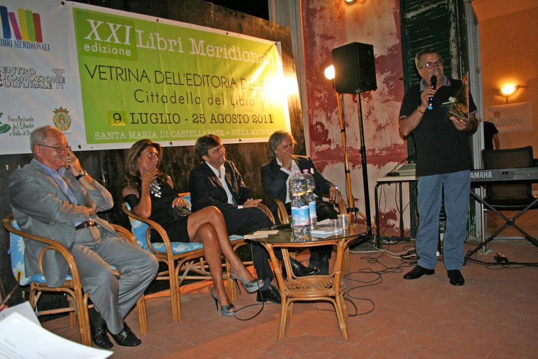 A Castellabate Genny e il miracolo della Vetrina dell'editoria del Sud