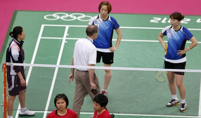 Londra 2012 / Biscotto asiatico nel badminton, stavolta è indigesto