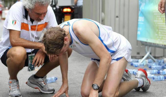 Londra 2012/ Schwazer ha perso tutto (sponsor, giochi), non il padre