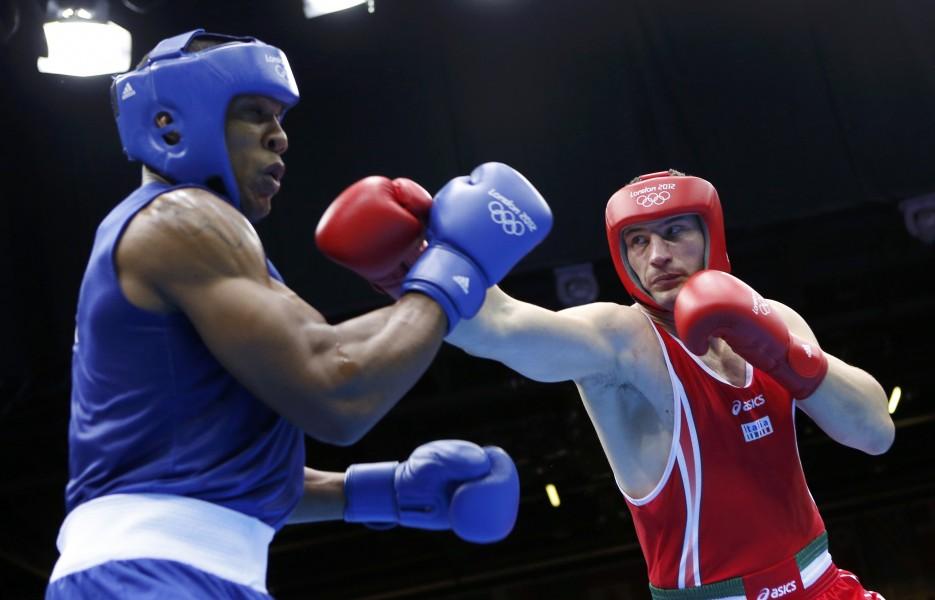 Londra 2012 / Cammarelle beffato, amaro argento per la boxe