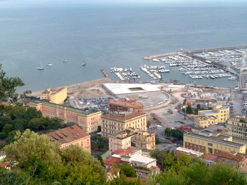 """Se la """"nuova"""" Salerno manda in deposito il socialista De Marinis"""