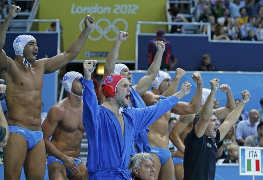 Londra 2012 / L'Italia s'è desta. Mangiacapre nella boxe è medaglia