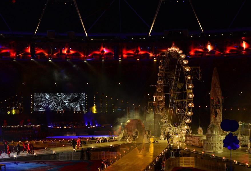 Londra 2012 / Tutto il pop inglese per rivedersi a Rio 2016