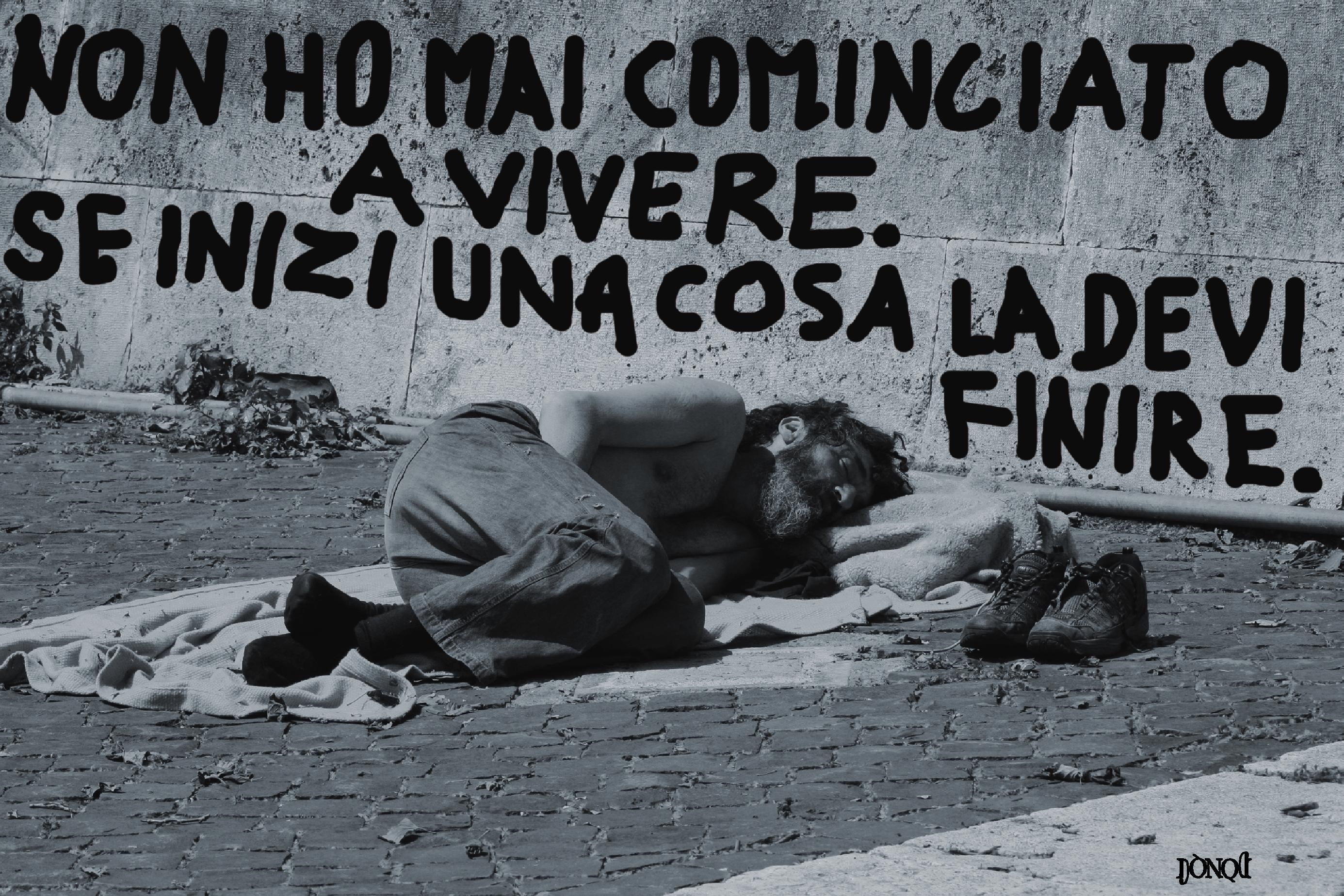 C'era una volta in Italia: il coerente oblio di chi non merita di vivere