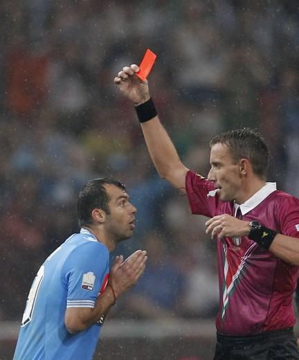 Supercoppa, la Juve e l'arbitro mandano ko il Napoli
