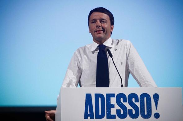 Renzi per rottamare i vecchi del Pd vuole i voti del Pdl