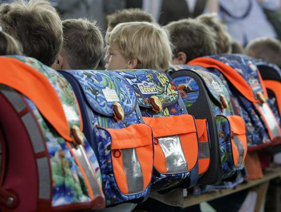 Oltre 100 euro per il corredo scolastico del bambino