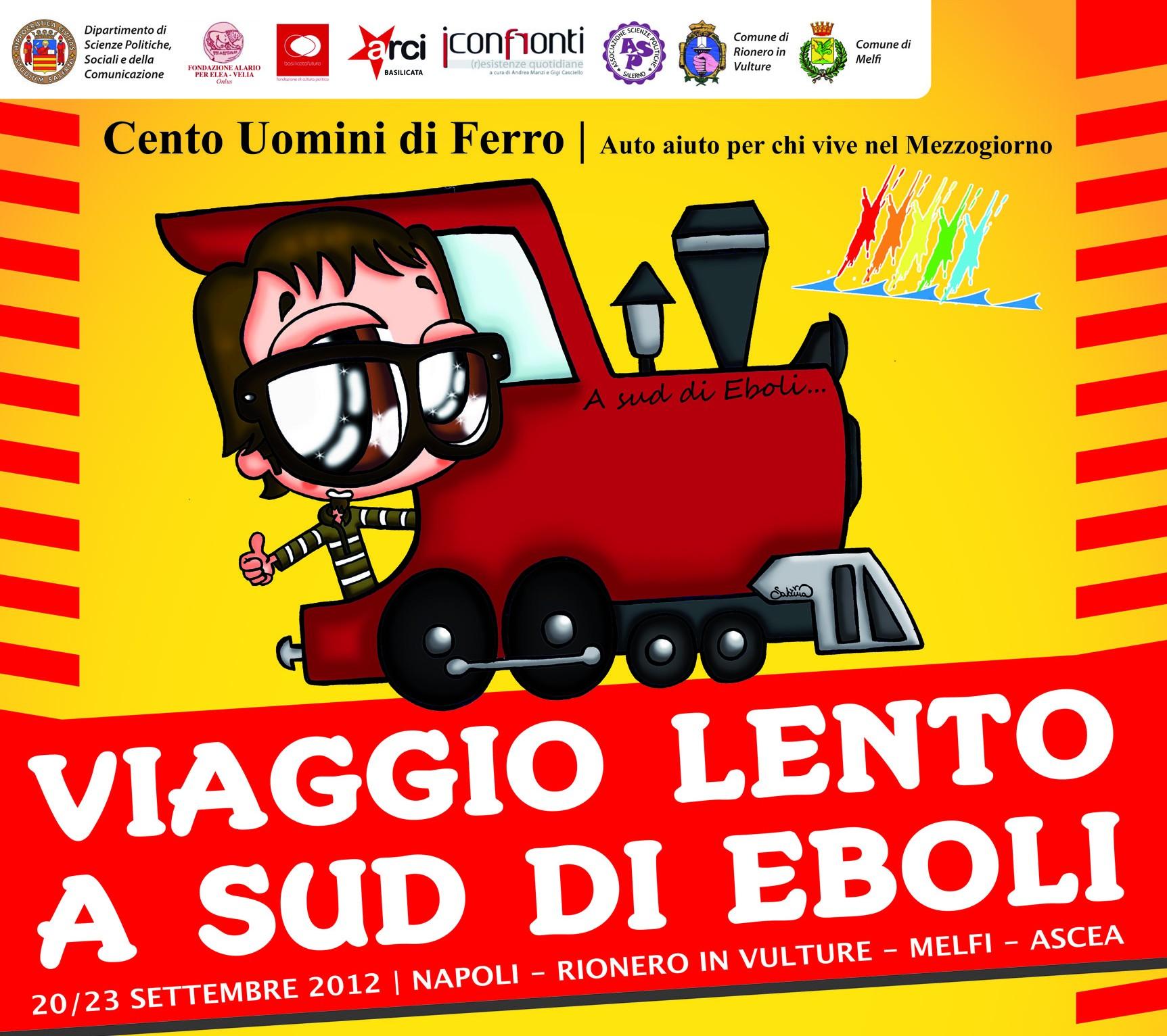 Viaggio lento a sud di Eboli