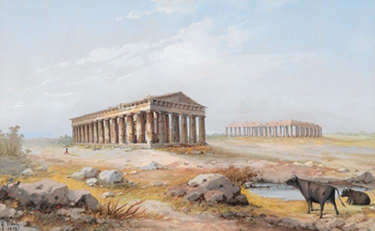 Paestum e il (necessario) racconto della cultura