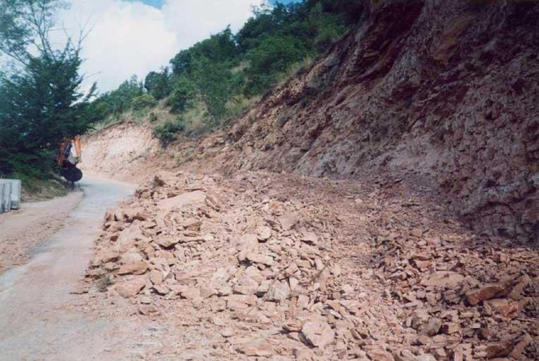 Pagani, la denuncia: dissesto idrogeologico e rischio allagamenti