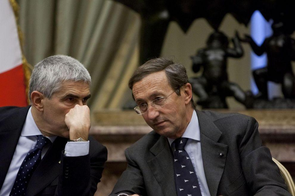"""Sostegno """"interessato"""" a Monti, la vecchia politica ci riprova"""