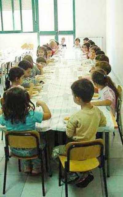 Pontecagnano, annunciato l'avvio della mensa alla scuola media di Sant'Antonio