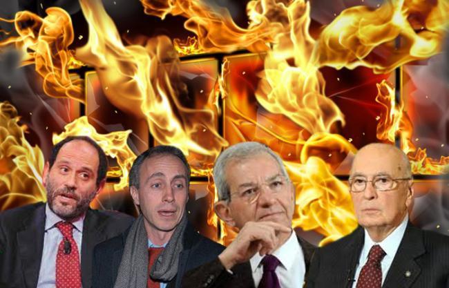 Patto stato mafia: Violante interrogato sull'informativa di Mancino