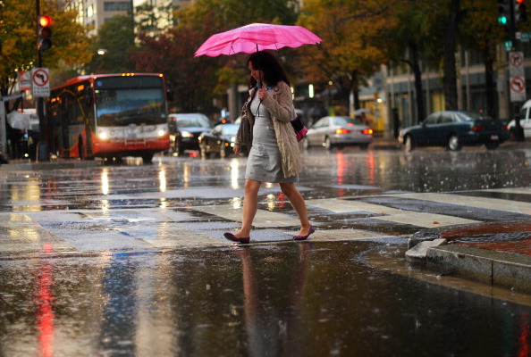 Nuovo allarme maltempo: week-end di pioggia e vento in Campania