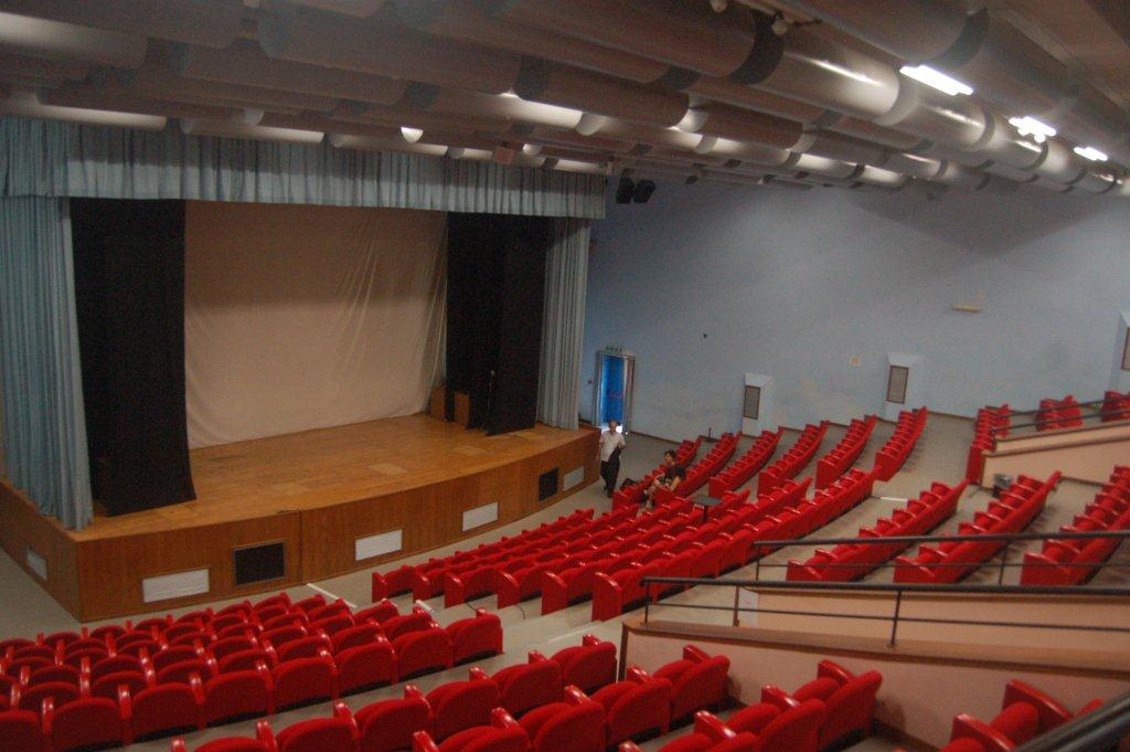 Al via la stagione teatrale dell'Auditorium Parmenide di Ascea