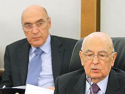 """Stato-mafia / D'Ambrosio """"scagiona"""" Napolitano"""