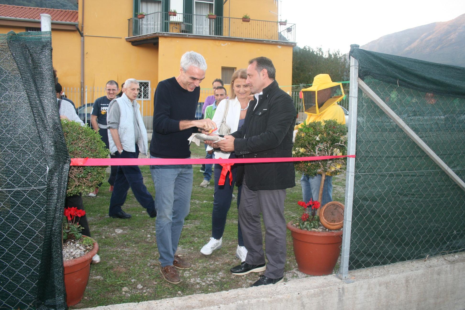 Apicultura, al via il progetto presso la Comunità San Faustino