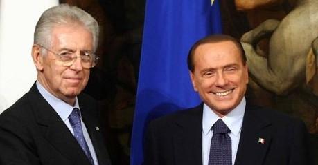 Berlusconi si ritira e punta su Monti per salvare il Pdl