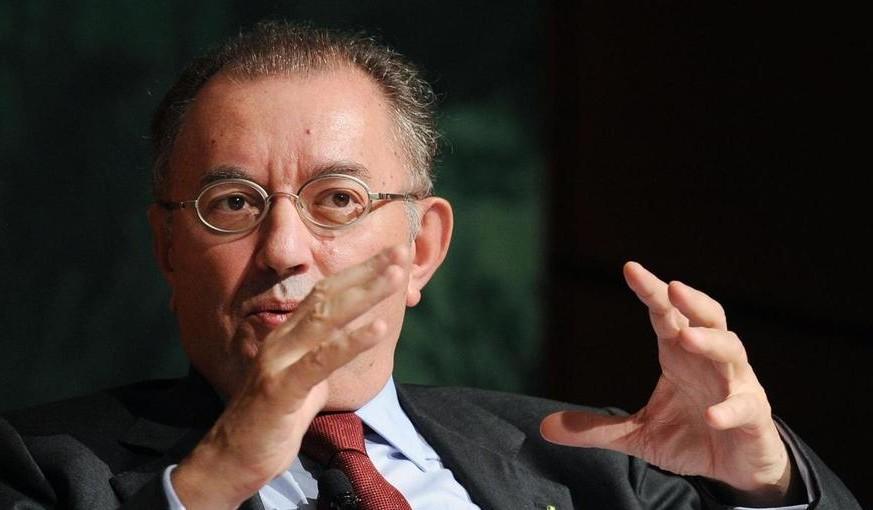 """Ripresa 3 / Squinzi """"arruola"""" De Luca che fa ironia su Caldoro"""