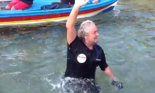 Per Grillo vincitore in Sicilia già pronto il ricatto dello spread