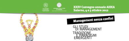 Gli aziendalisti italiani si riuniscono all'Università di Salerno
