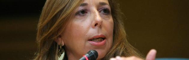 Regione Lazio: indagata anche Isabella Rauti, moglie di Alemanno
