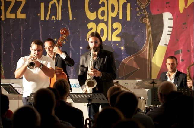 Jazz Inn Capri a New York per Italian Jazz Days