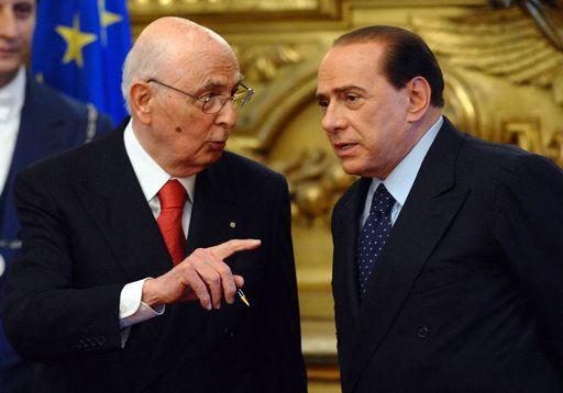 Sale la tensione nel Pdl, Napolitano chiude la porta a Berlusconi