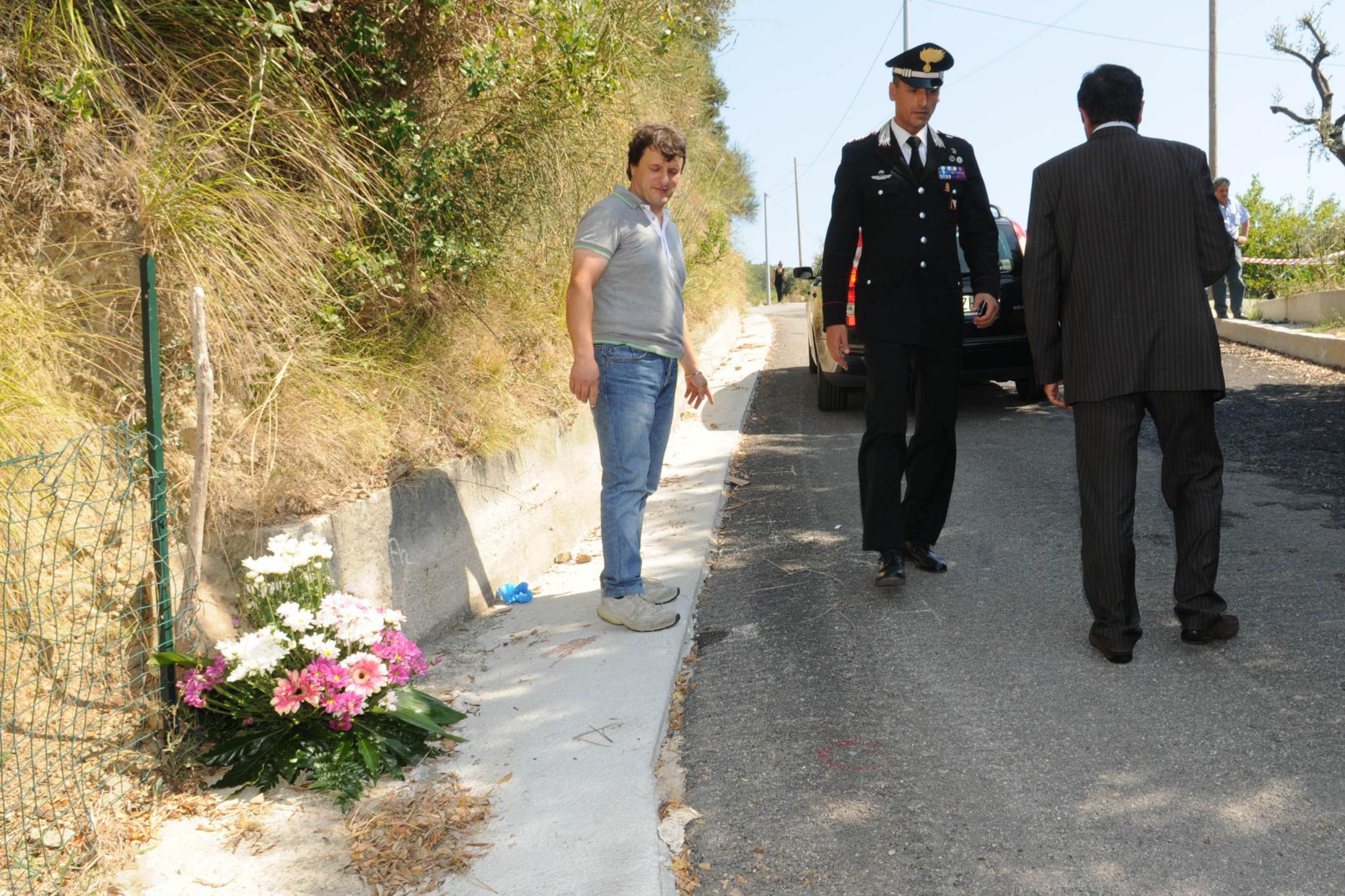 """Omicidio Vassallo: luogo del delitto """"inquinato"""", Dna per 60"""