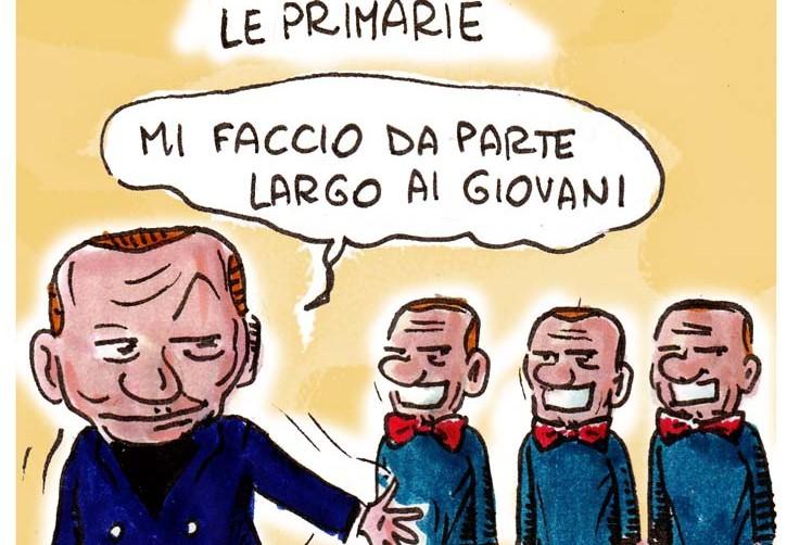 "Dialoghi semiseri / Primarie Pd o Pdl? ""Tiro 'a monetina"""