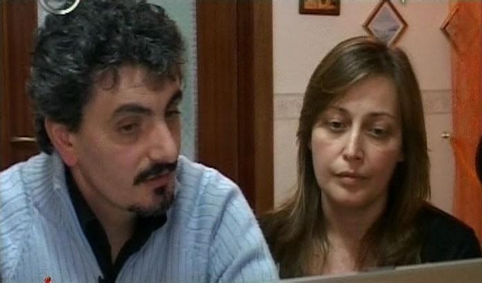 Angela Celentano, mamma Maria e papà Catello sperano