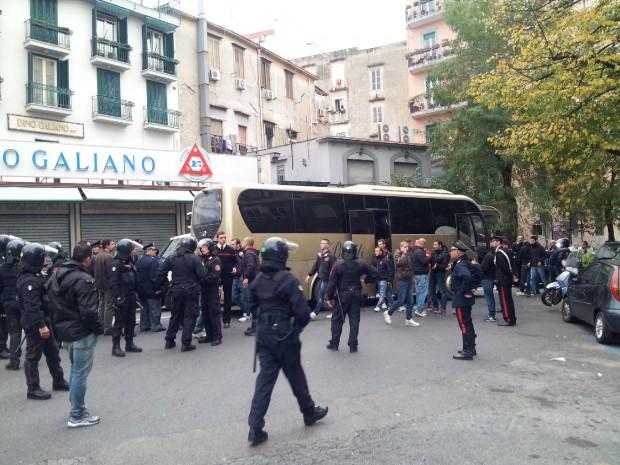 Tifo violento anche in serie D, botte e feriti per Campania-Foggia