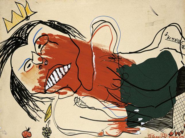 """Francis Bacon e """"la dissacrazione del corpo umano"""""""