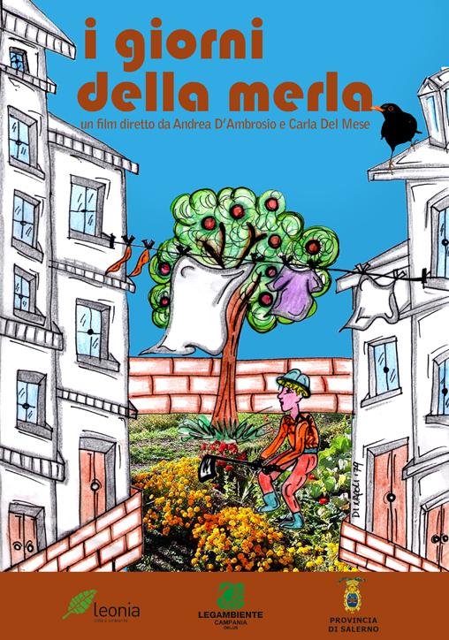 """Pontecagnano """"I giorni della merla"""": proiezione di un film sugli orti urbani"""