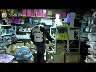Sequestrati 300mila giocattoli cinesi ad altissimo rischio