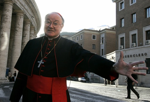 Il cardinale Martino, già Nunzio all'Onu, compie oggi 80 anni