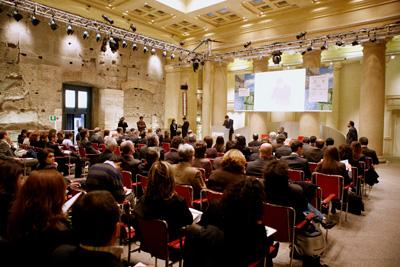 Leggere il paesaggio, incontro a Roma presso la Camera di Commercio