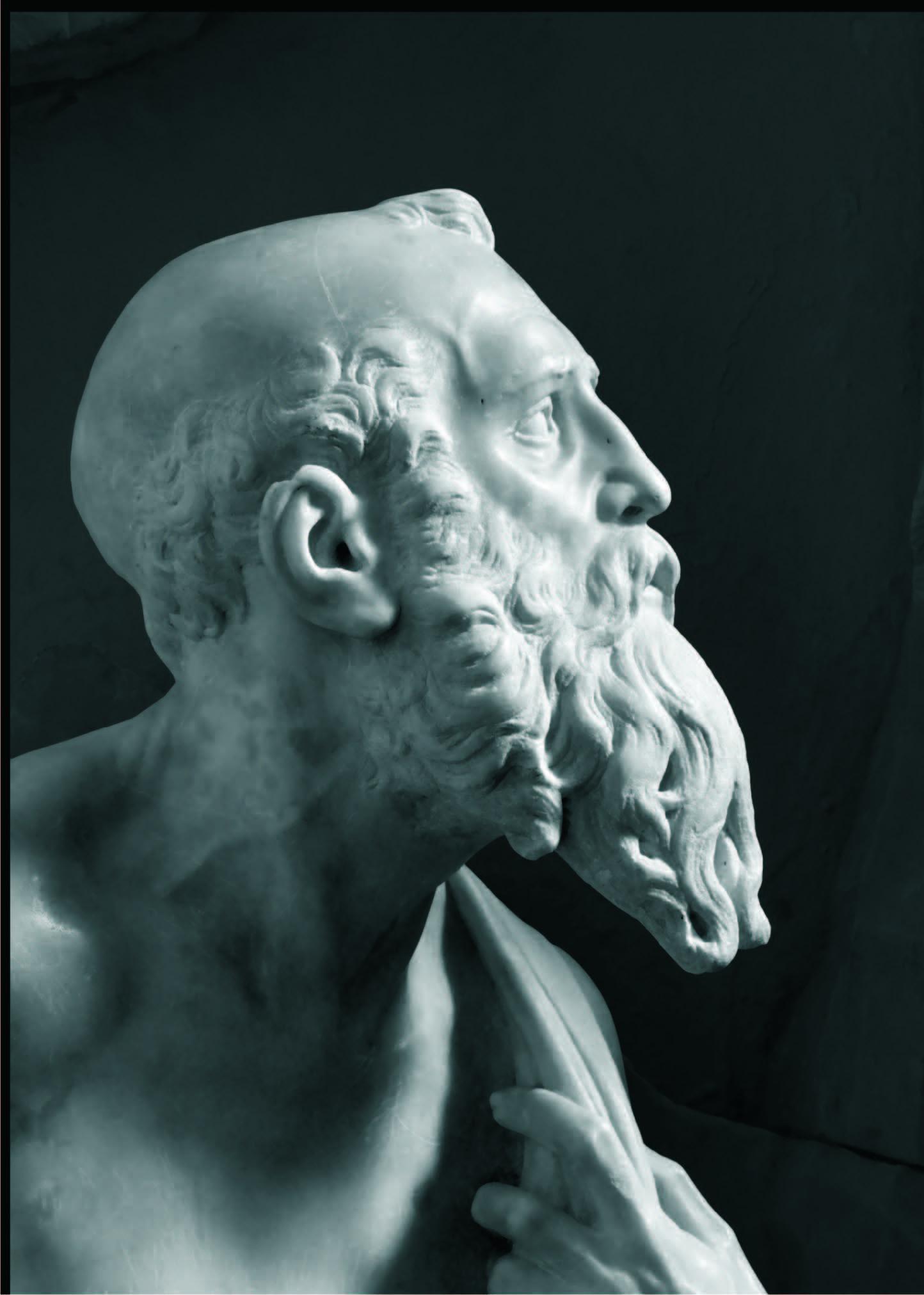 San Girolamo penitente: storia e restauro di una tavola di marmo