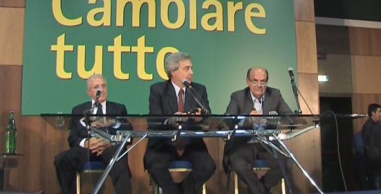 Primarie cs / De Luca trascina Bersani, 59% a Salerno