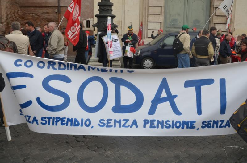 La Ragioneria smentisce il Governo, niente soldi per gli esodati