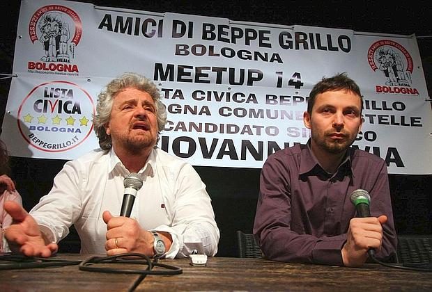 Nel movimento di Grillo volano parole grosse con i dissidenti