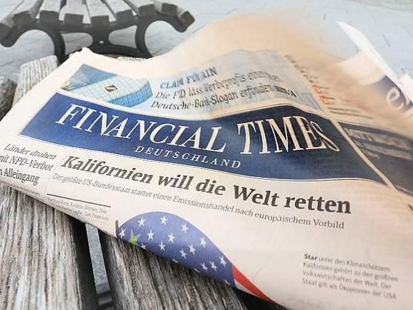 Editoria, crisi anche in Europa: chiude il Financial Times Deutschland