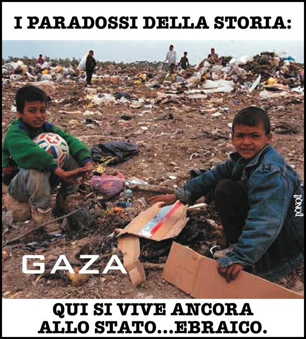 Gaza sotto i raid aerei israeliani
