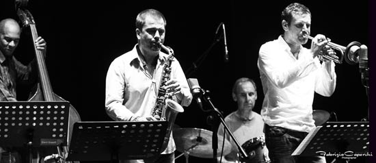 Al Moro domani Fabrizio Bosso e Javier Girotto