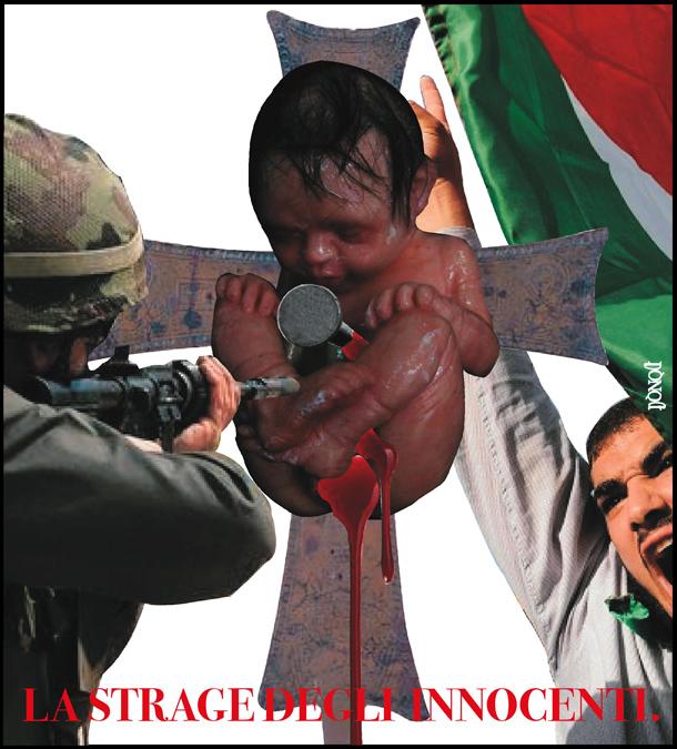 """La """"fortuna"""" di nascere a Gaza"""