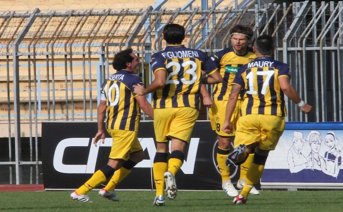 Serie B, la Juve Stabia vince e sogna i play-off