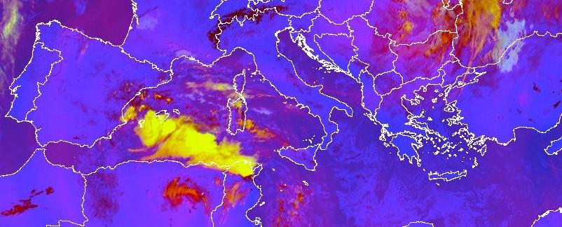 Allerta maltempo, temporali in arrivo nel Meridione